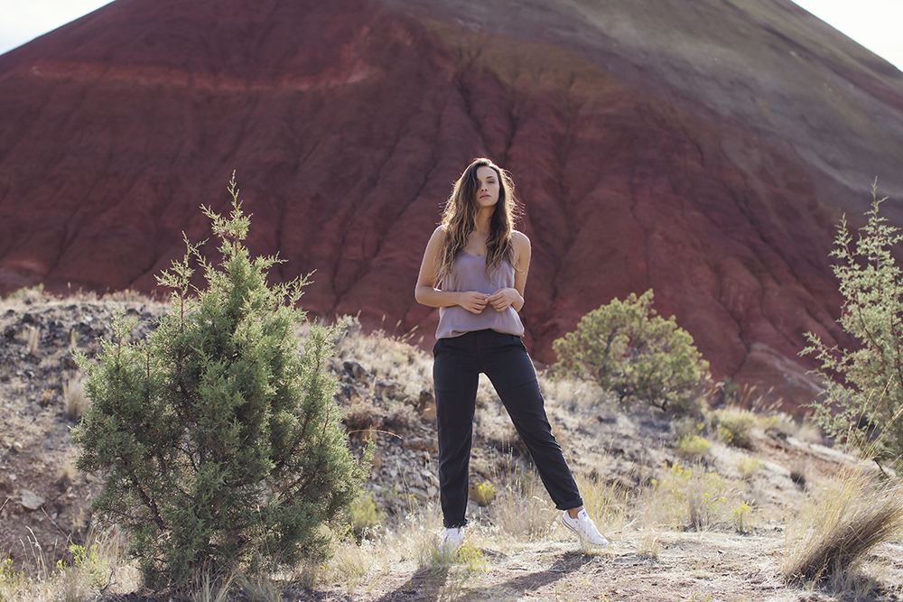 Gentle Fawn summer fall 2016 lookbook at The Painted Hills by Seattle Photographer Michelle Moore
