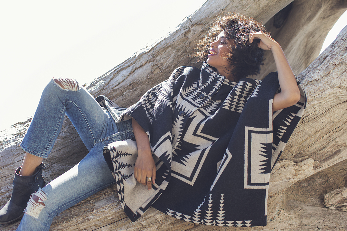 Pendleton Woolen Mills lookbook by Michelle Moore photography