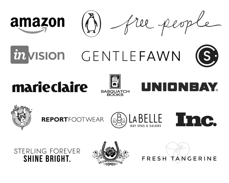 Michelle Moore Client List