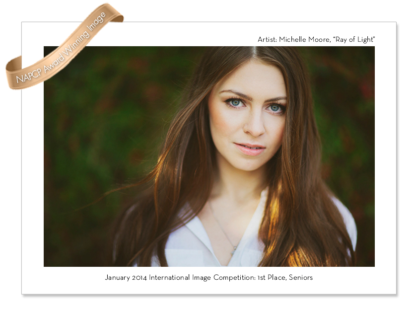 NAPCP January 2014 International Image Competition First Place Seniors