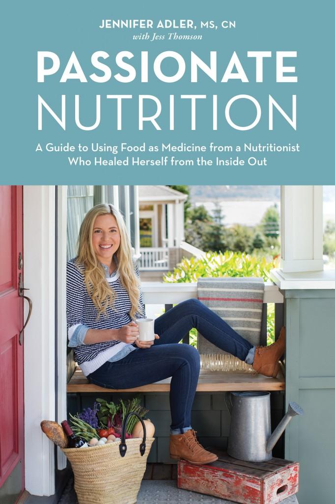 Passionate Nutrition Jennifer Adler