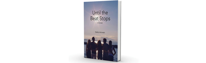"""Until the Beat Stops"" by Stella Mowen – Cover Shoot"