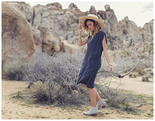 Horseshoe Lookbook – Joshua Tree