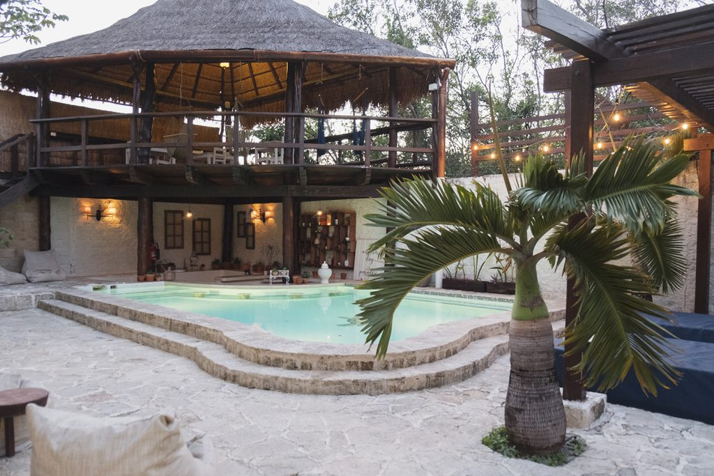 Review of Howlita Hotel Tulum by Travel Blogger Michelle Moore