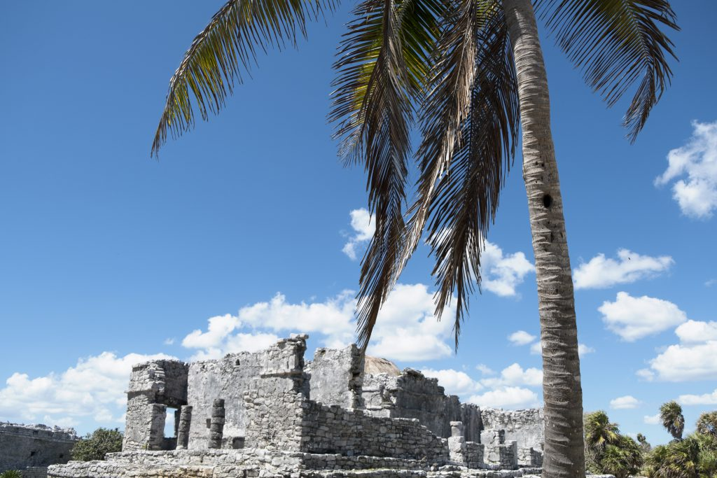 Tulum Ruins Review by Travel Blogger Michelle Moore