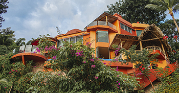 Puerto Vallarta – stay at Villa Lala, a boutique hotel