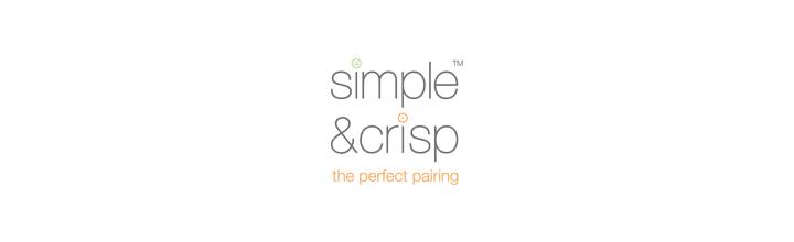 Simple & Crisp for Martha Stewart