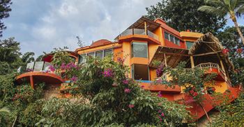 Puerto Vallarta – stay at Villa Lala, a boutique hotel